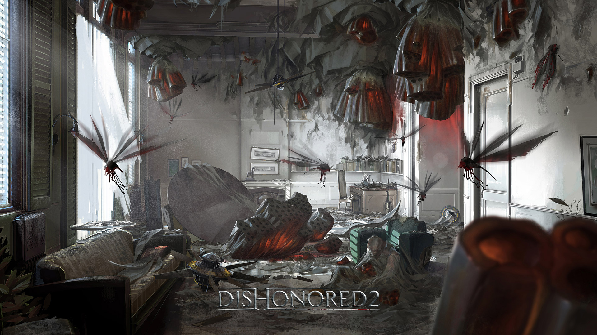Dishonored 2 Wallpaper 6