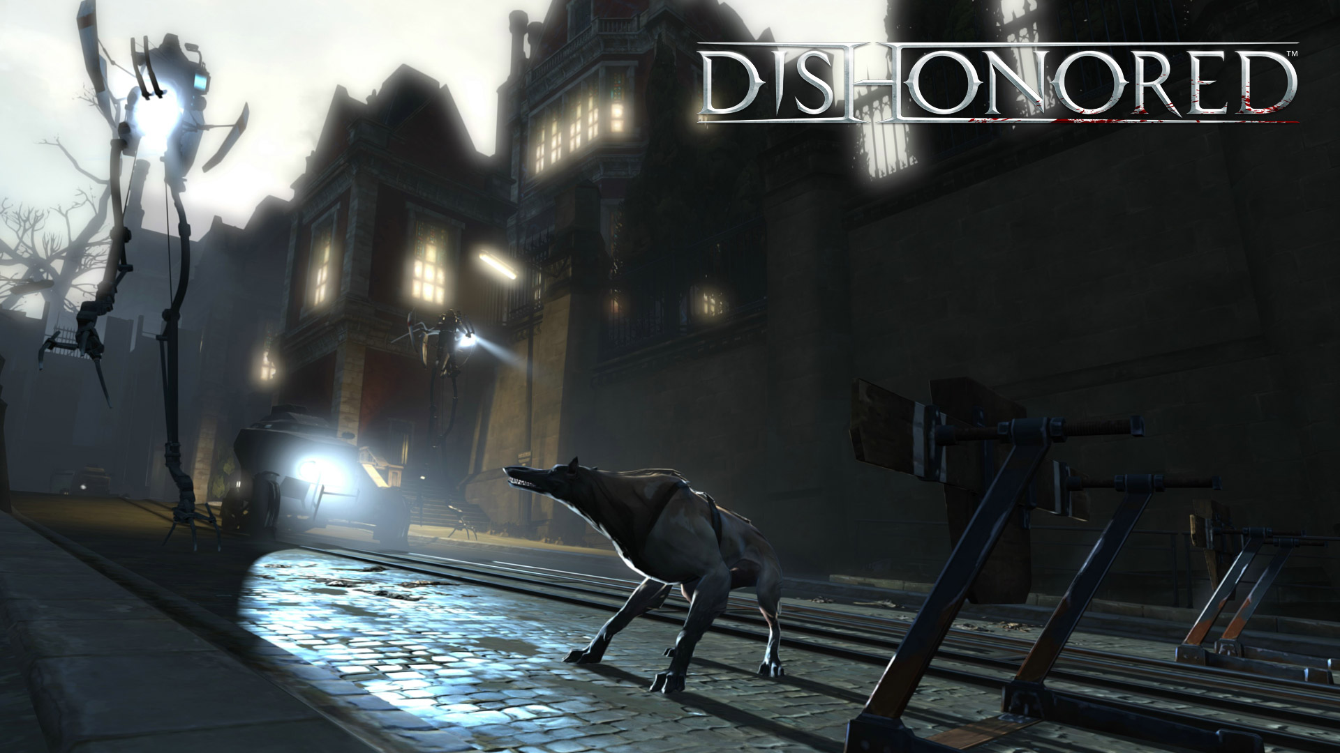 dishonored wallpaper 8