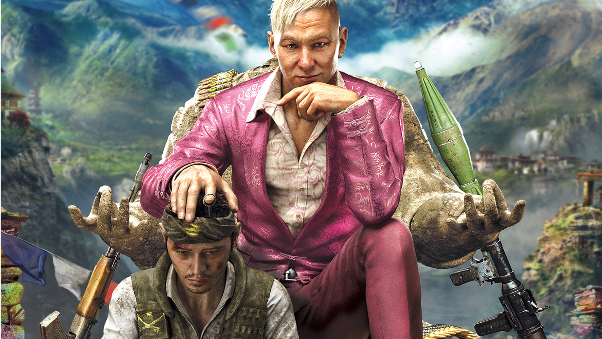 Far Cry 4 Wallpaper 3