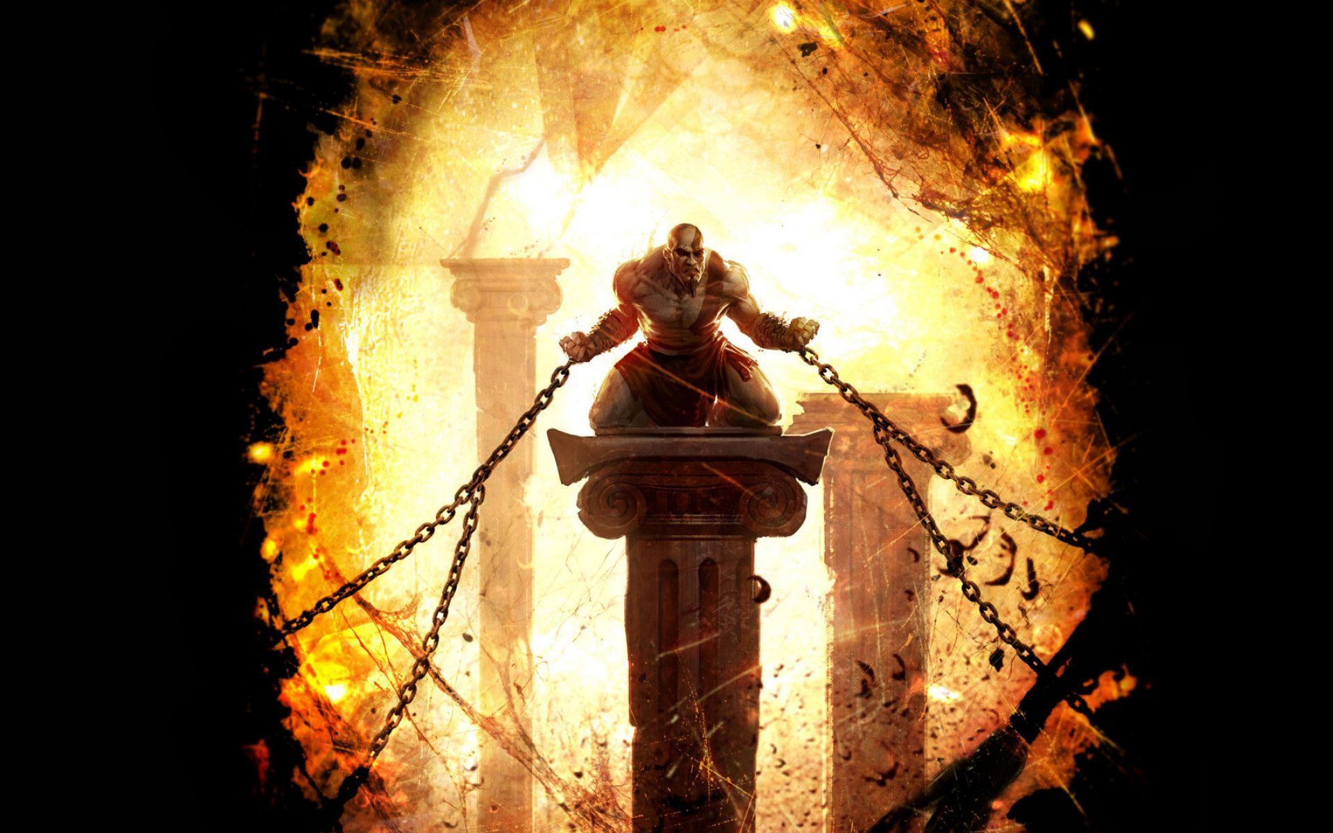 God of war ascension wallpaper 1 voltagebd Image collections