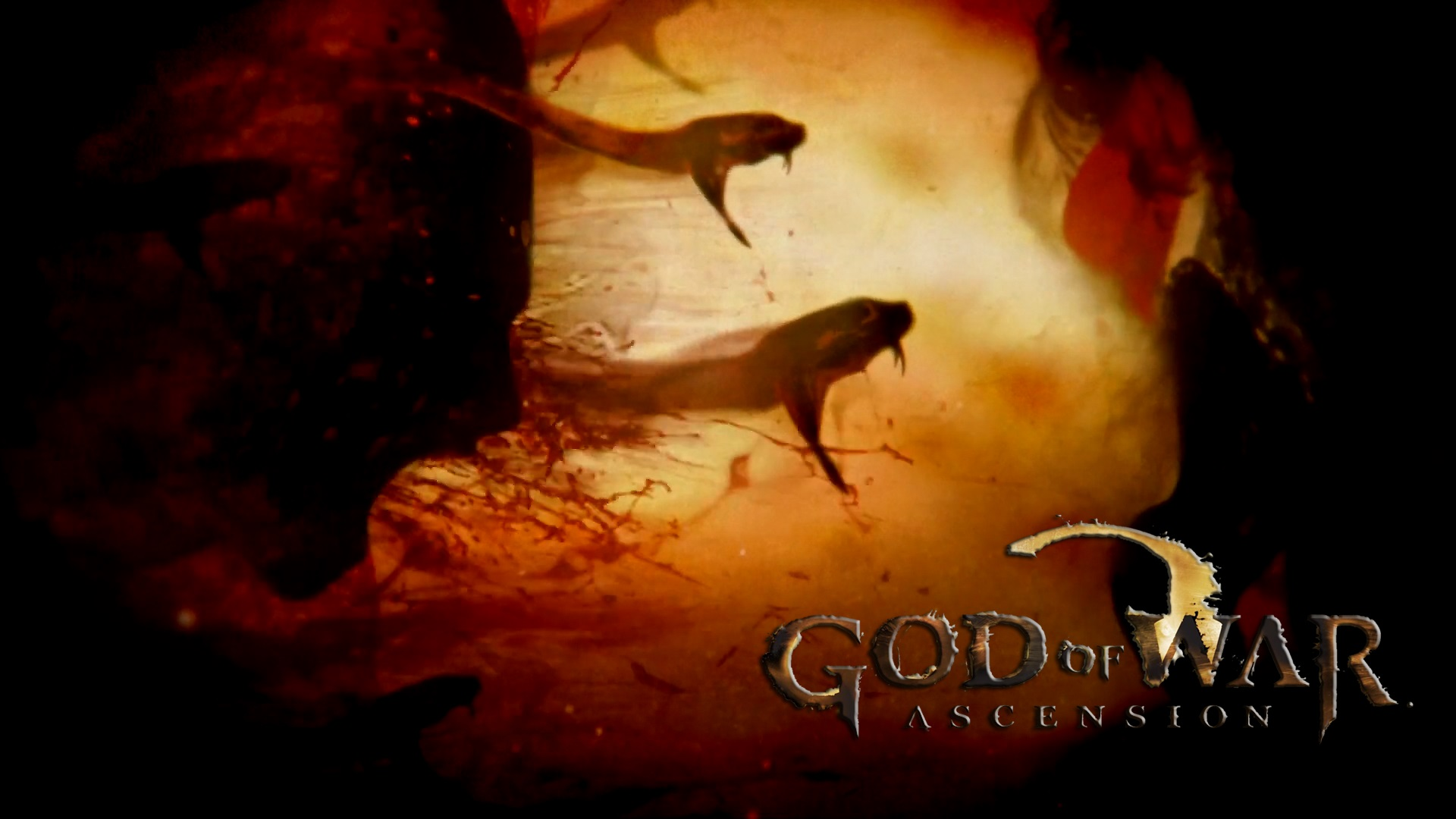 God of War Ascension wallpaper 9