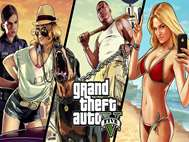 Grand Theft Auto V wallpaper 1