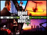 Grand Theft Auto V wallpaper 15