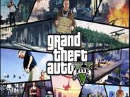 Grand Theft Auto V wallpaper 16
