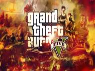 Grand Theft Auto V wallpaper 19