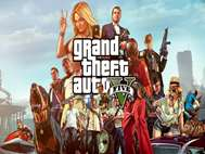 Grand Theft Auto V wallpaper 2