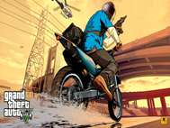 Grand Theft Auto V wallpaper 3