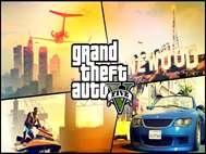 Grand Theft Auto V wallpaper 7