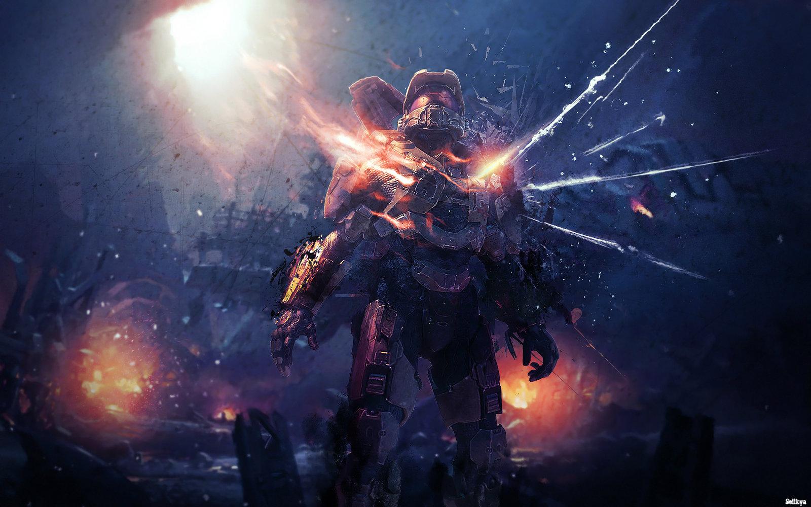 Halo 5 Guardians wallpaper 1