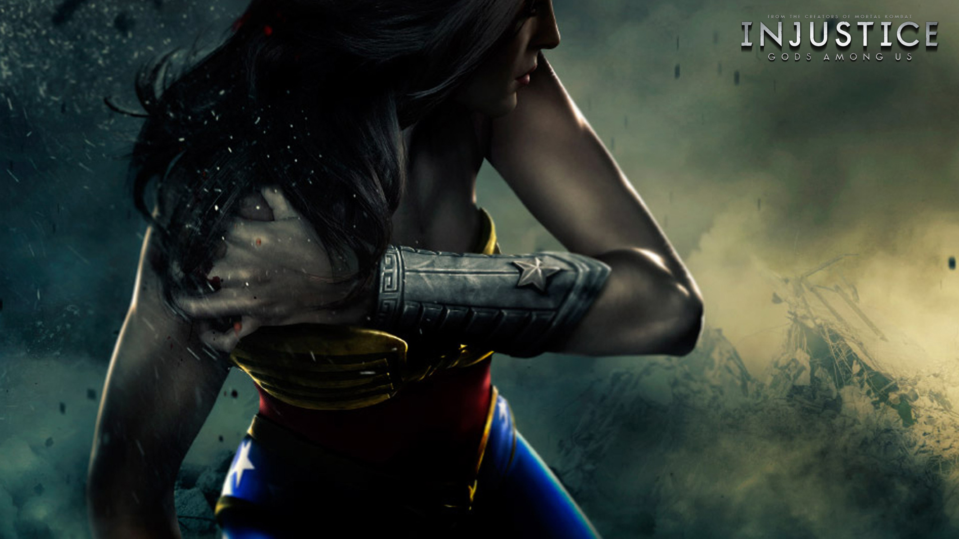 Injustice Gods Among Us Wallpaper 16