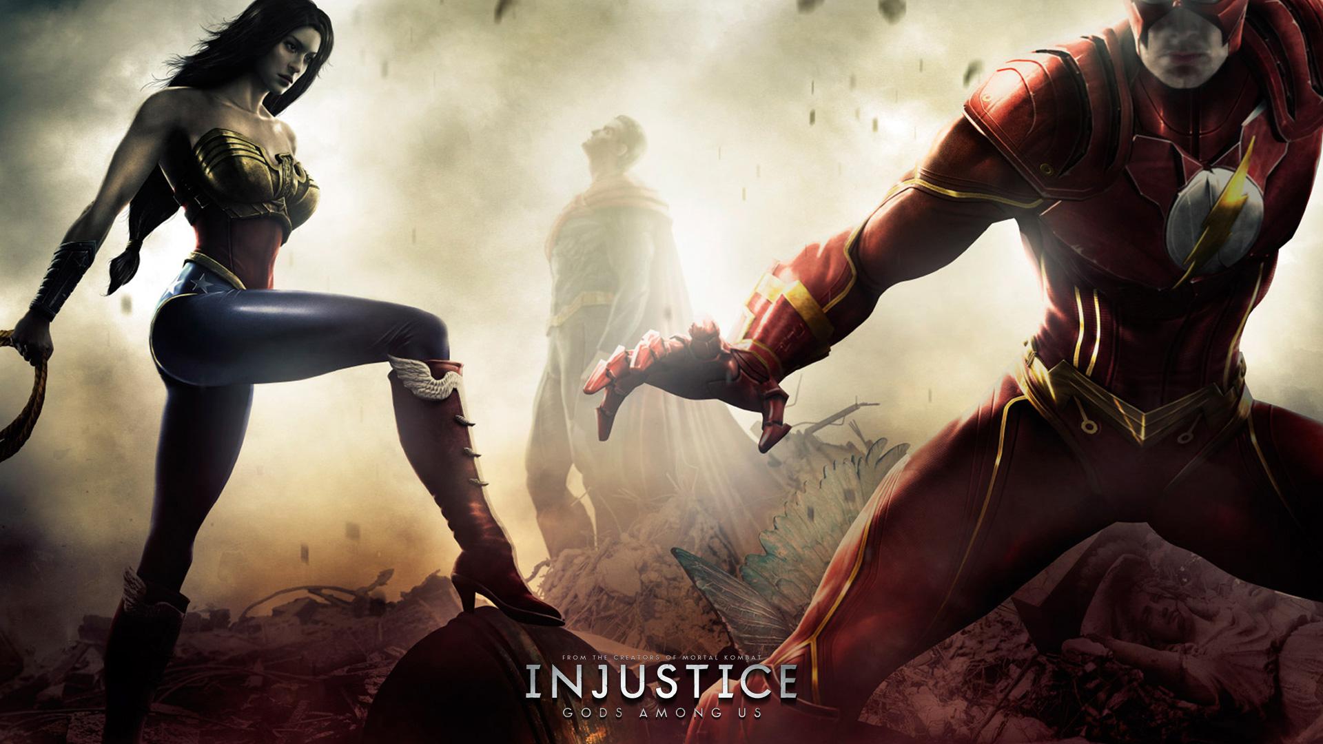 Injustice Gods Among Us Wallpaper 17