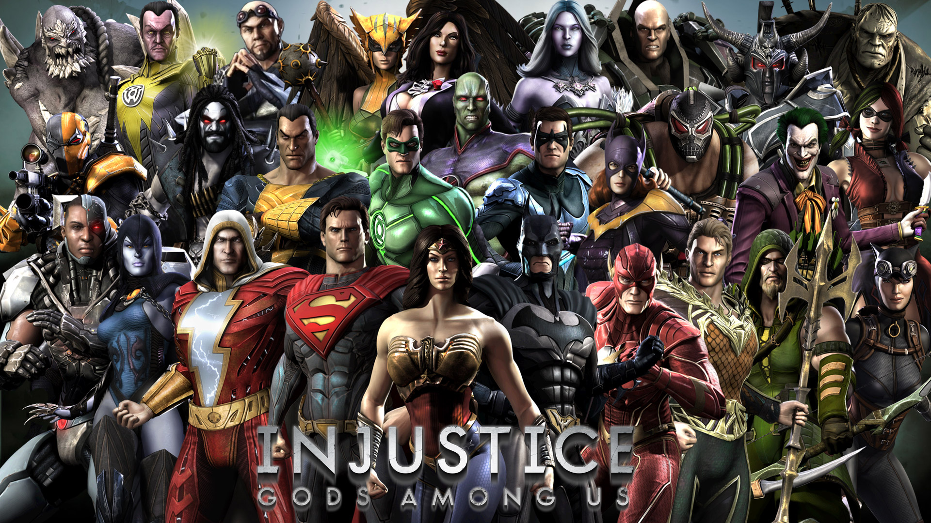 Injustice gods among us wallpaper 22 voltagebd