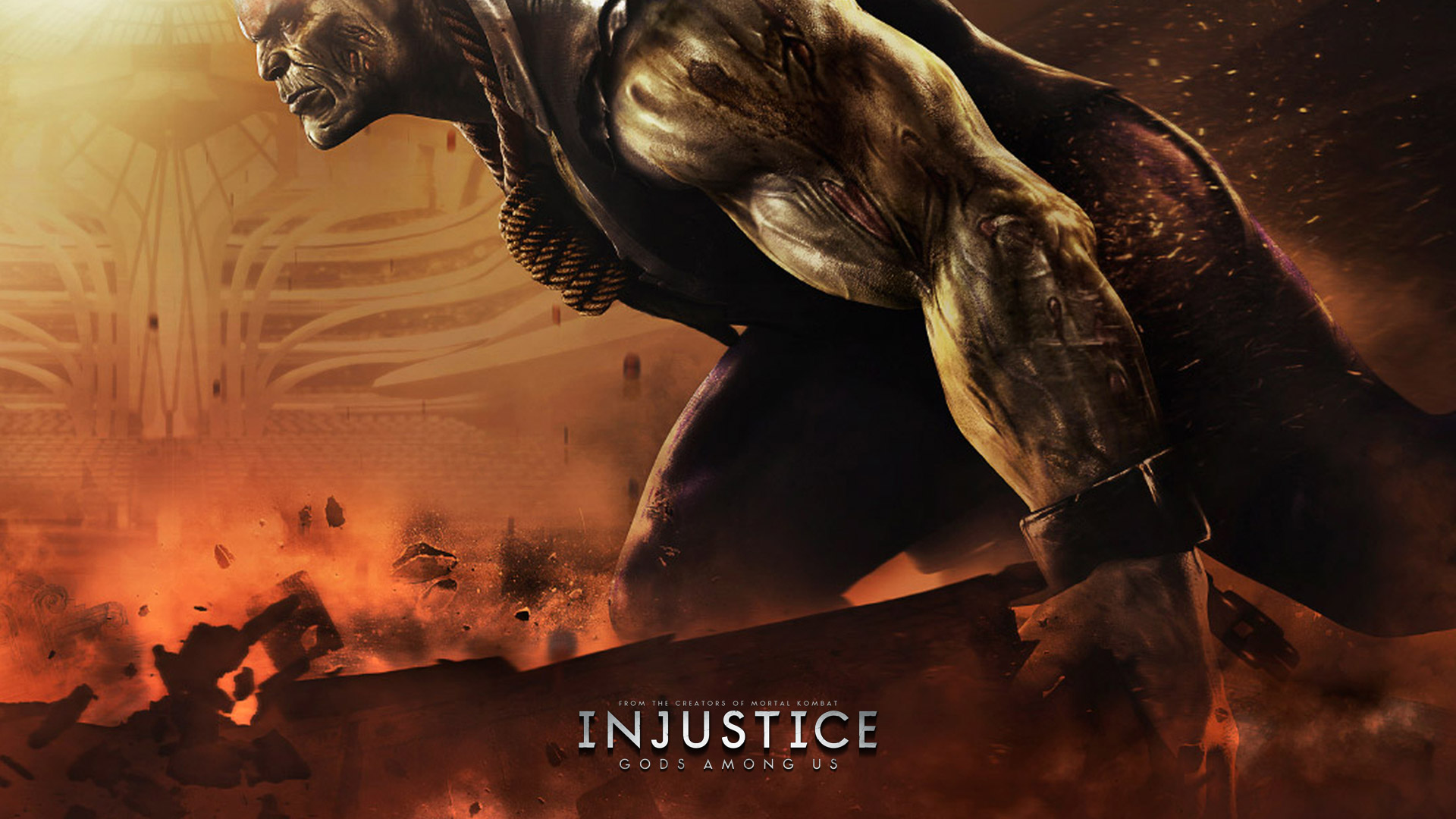 Injustice gods among us wallpaper 9 voltagebd