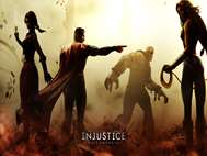 Injustice Gods Among Us wallpaper 14