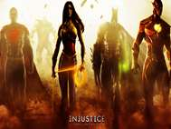 Injustice Gods Among Us wallpaper 15