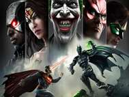 Injustice Gods Among Us wallpaper 20