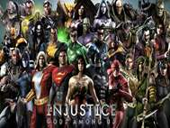 Injustice Gods Among Us wallpaper 22