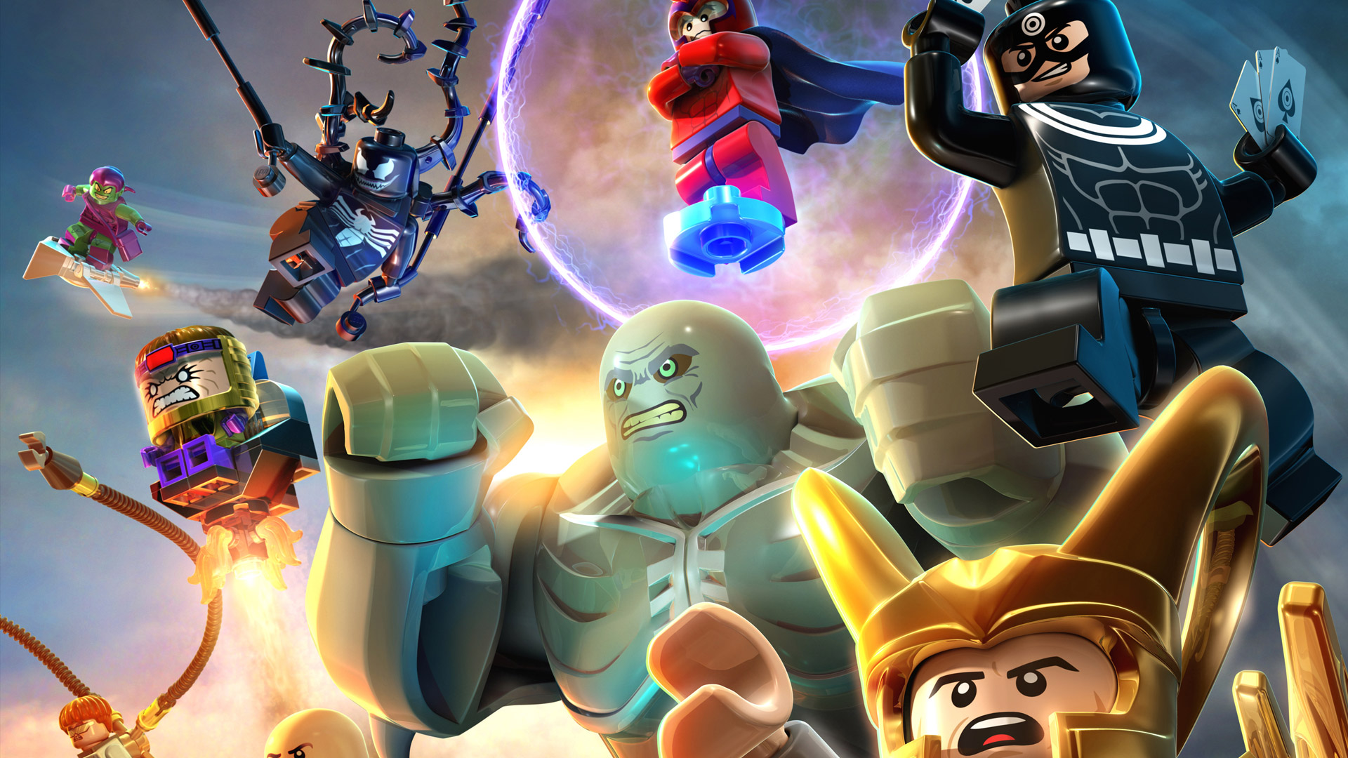 Lego marvel super heroes wallpaper 7 voltagebd Choice Image