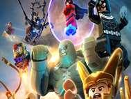 Lego Marvel Super Heroes wallpaper 7