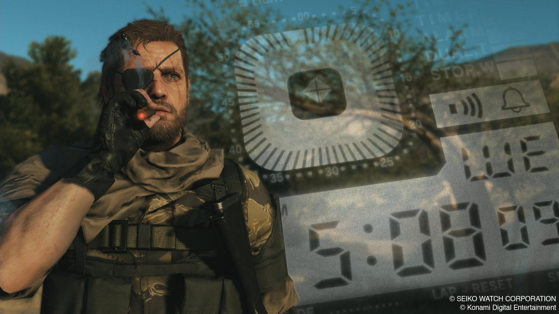 Metal Gear Solid V Wallpaper 8