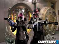 Payday 2 wallpaper 1