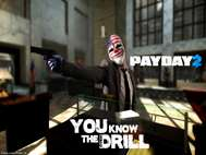 Payday 2 wallpaper 11