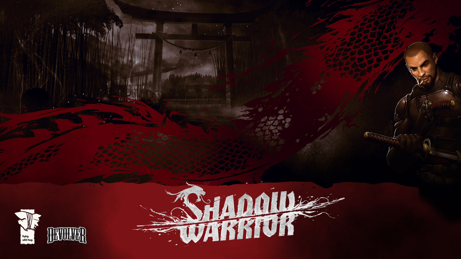Shadow Warrior wallpaper 3