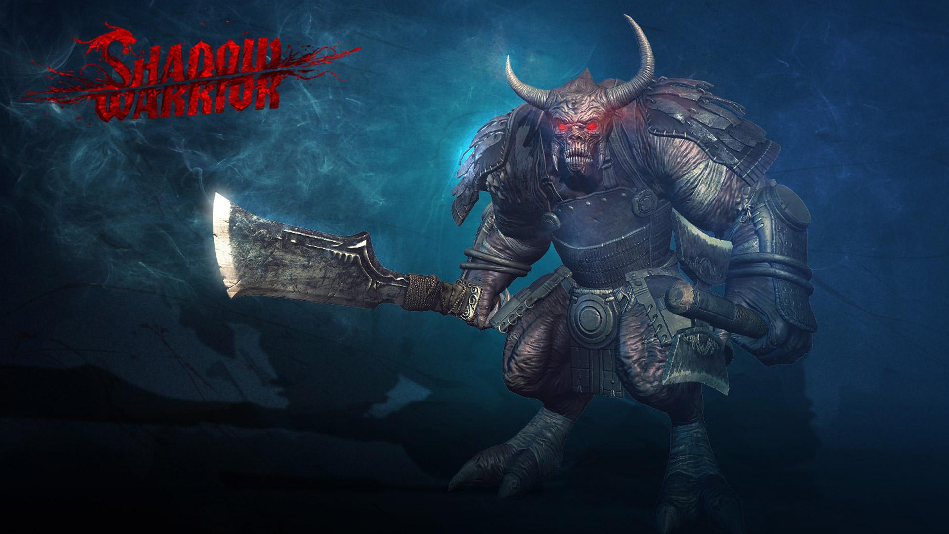 Shadow Warrior wallpaper 4