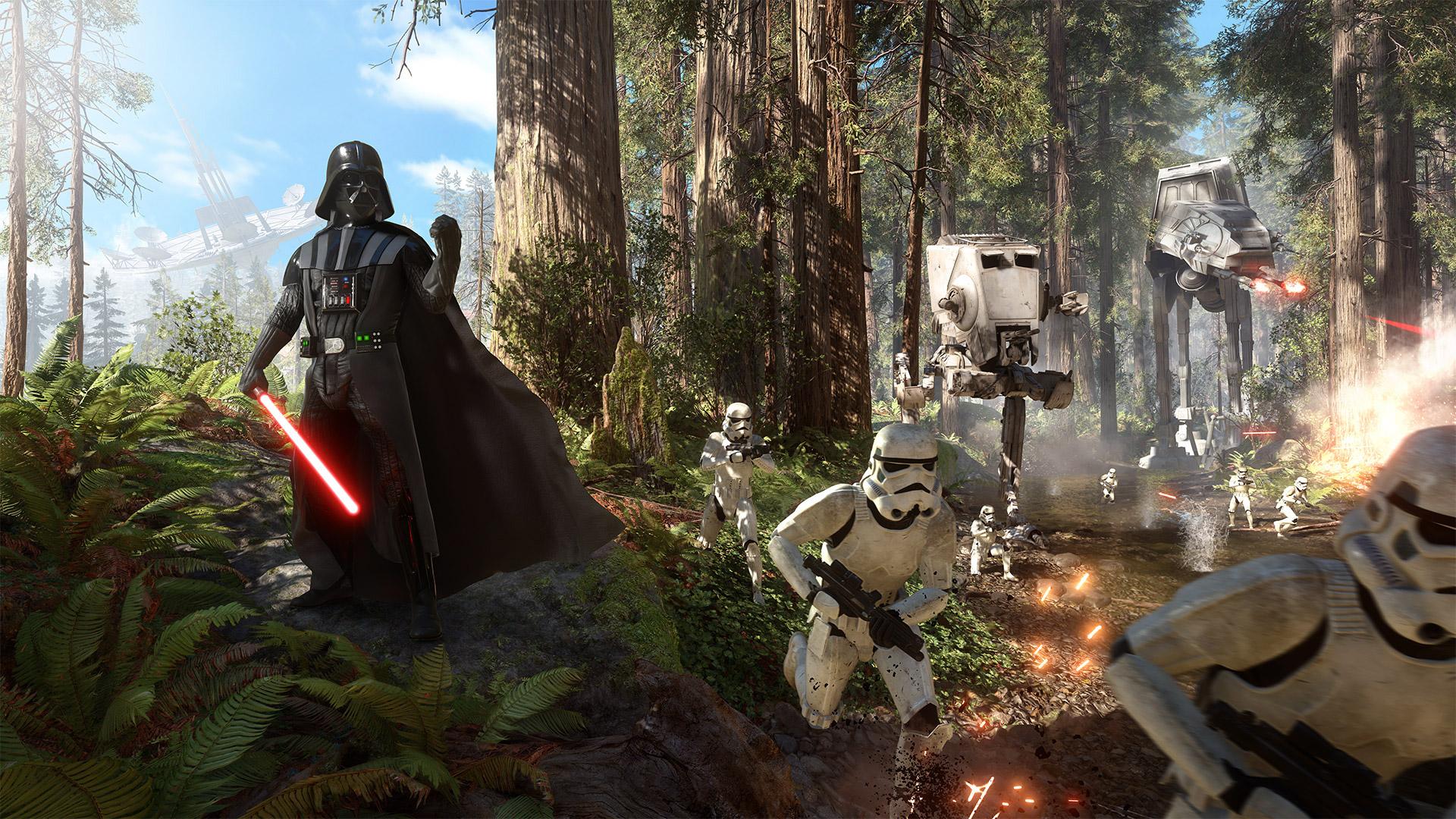 Star Wars Battlefront wallpaper 11
