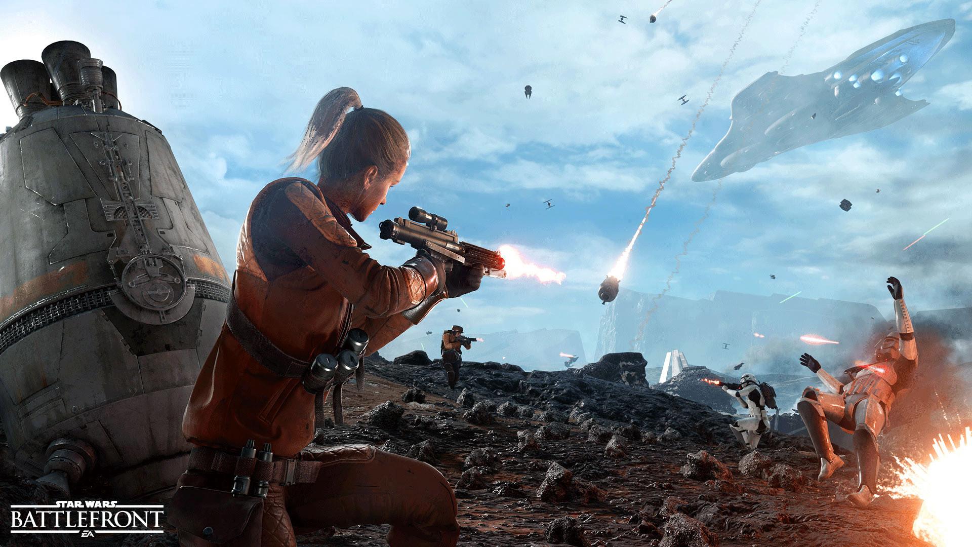 Star Wars Battlefront wallpaper 18