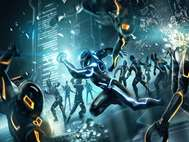Tron Evolution wallpaper 3