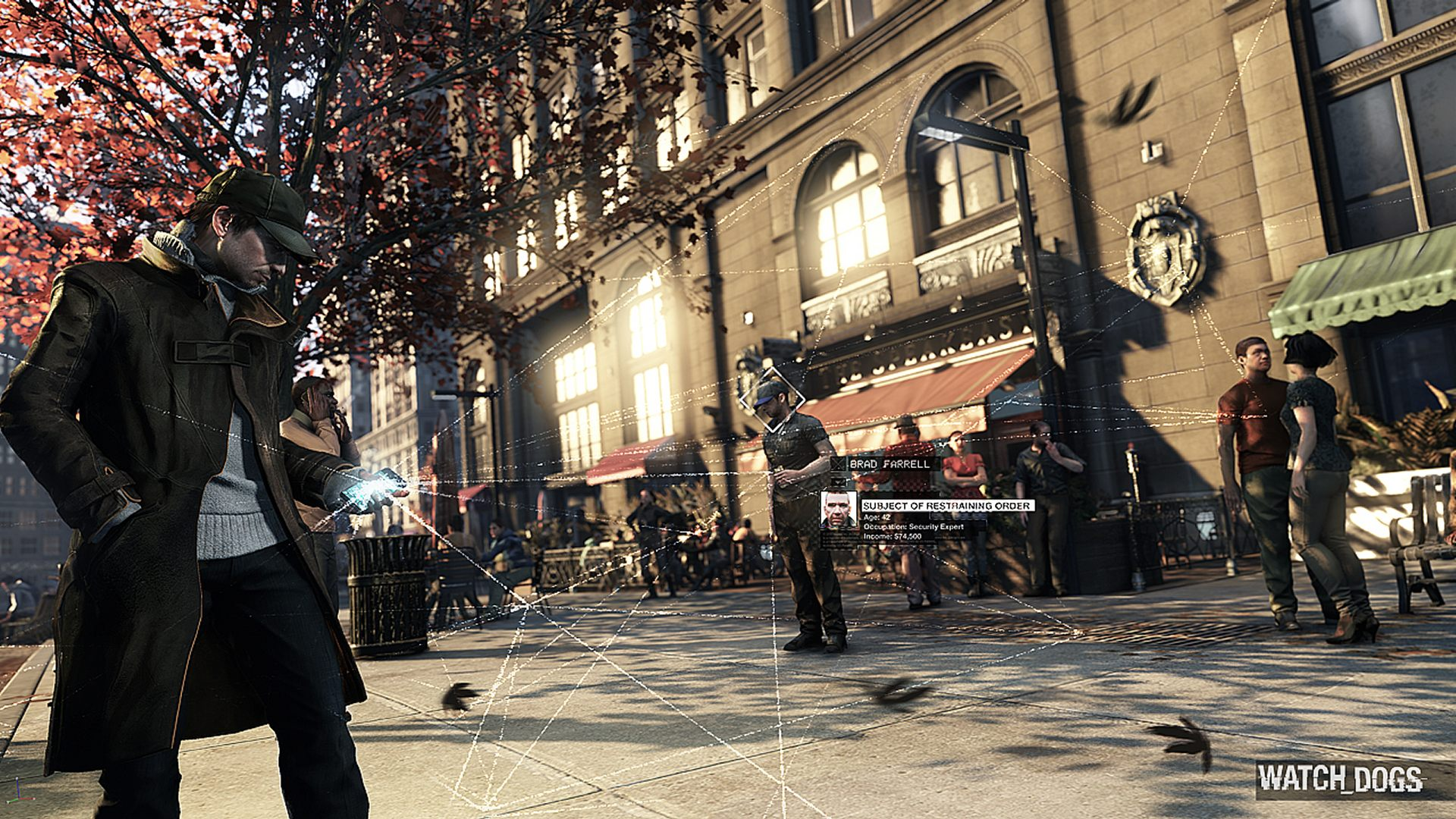 Watch Dogs wallpaper 14