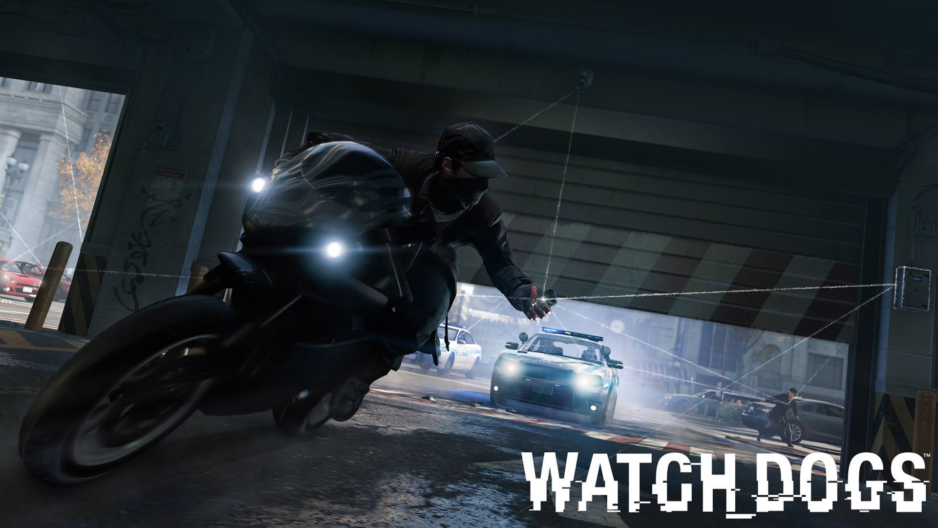 Watch Dogs wallpaper 3