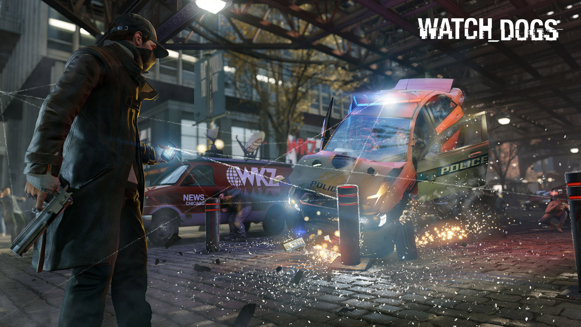 Watch Dogs wallpaper 4