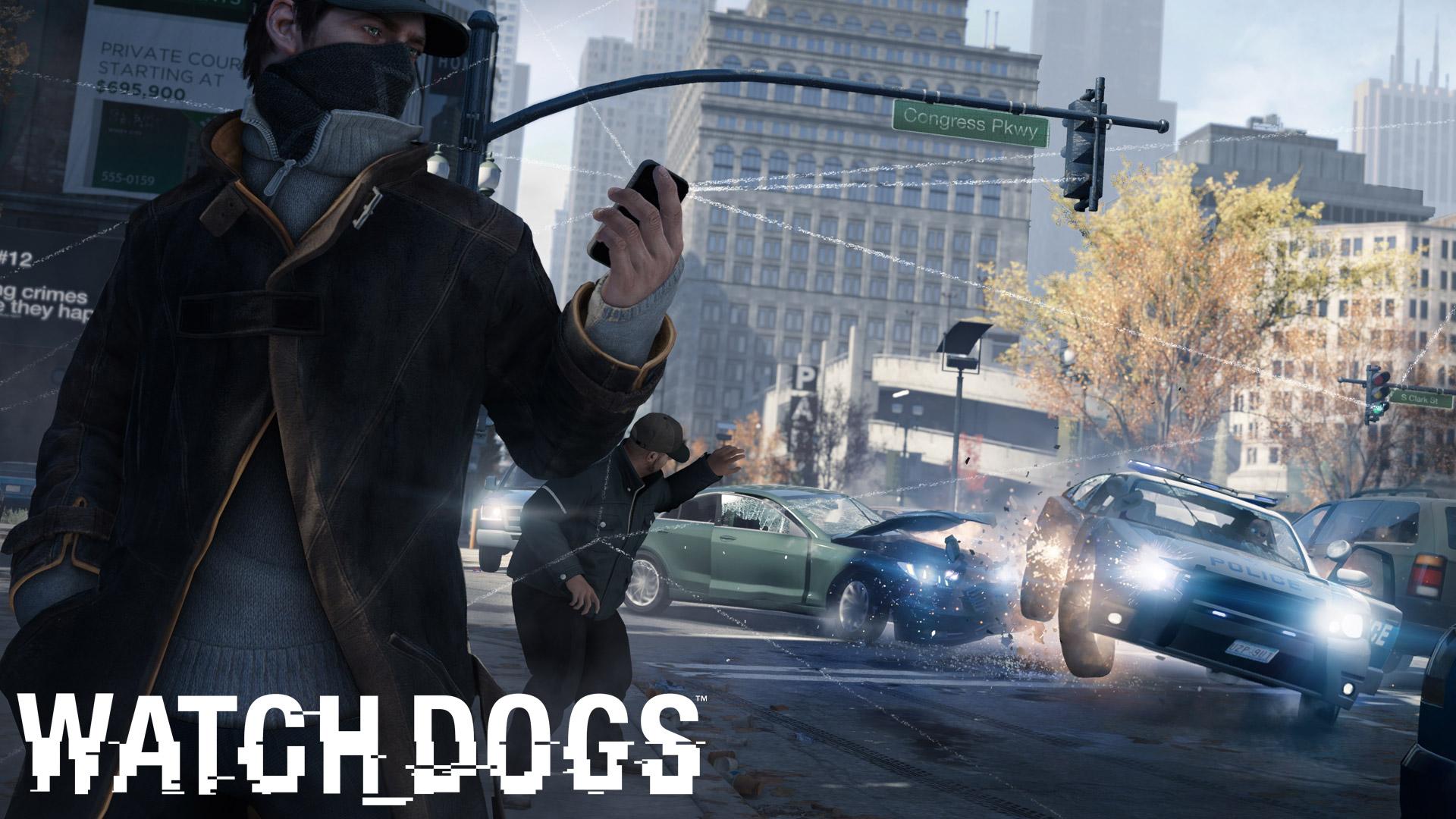 Watch Dogs wallpaper 8