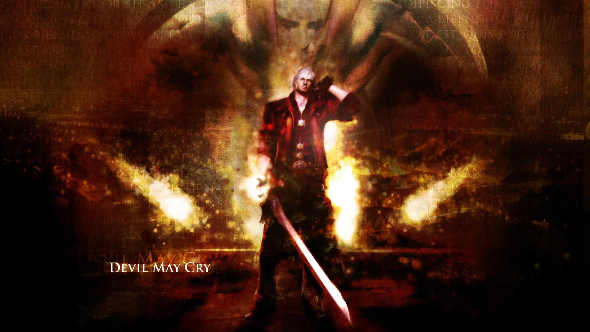 Devil May Cry 4 wallpaper 12
