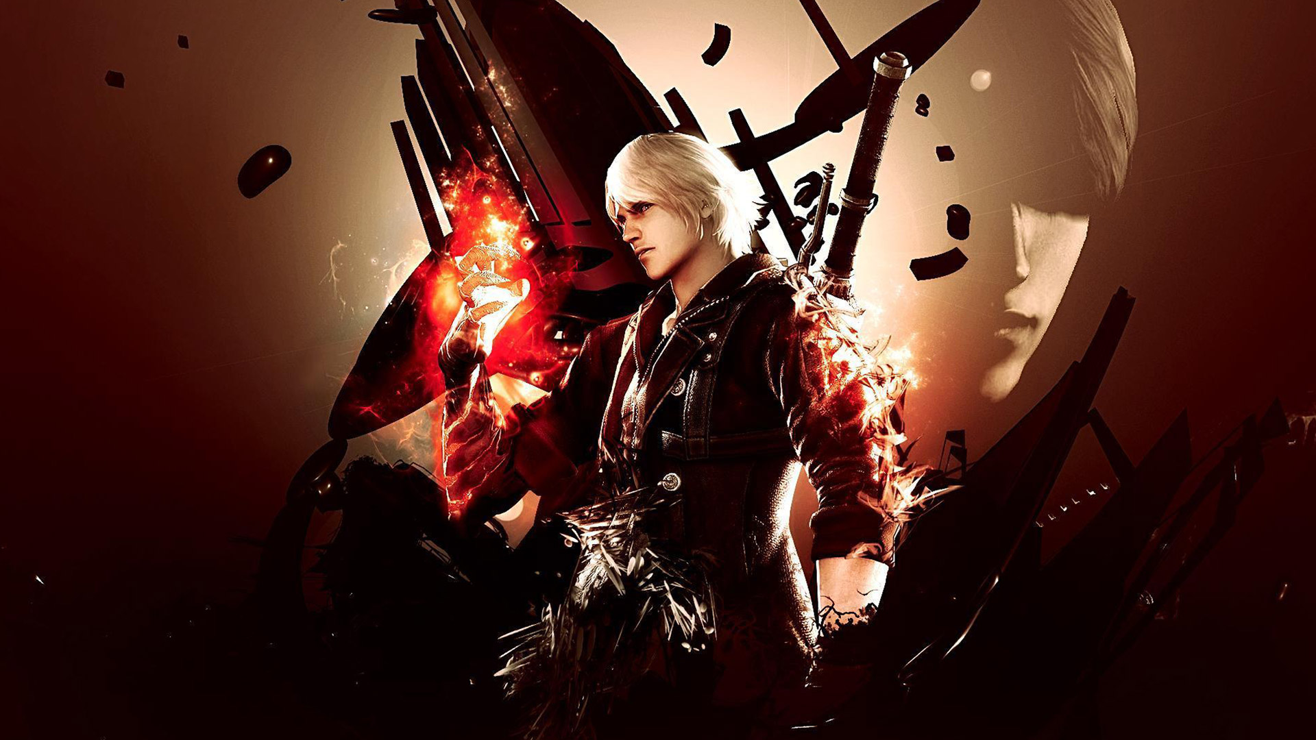 devil may cry 4 wallpaper 3