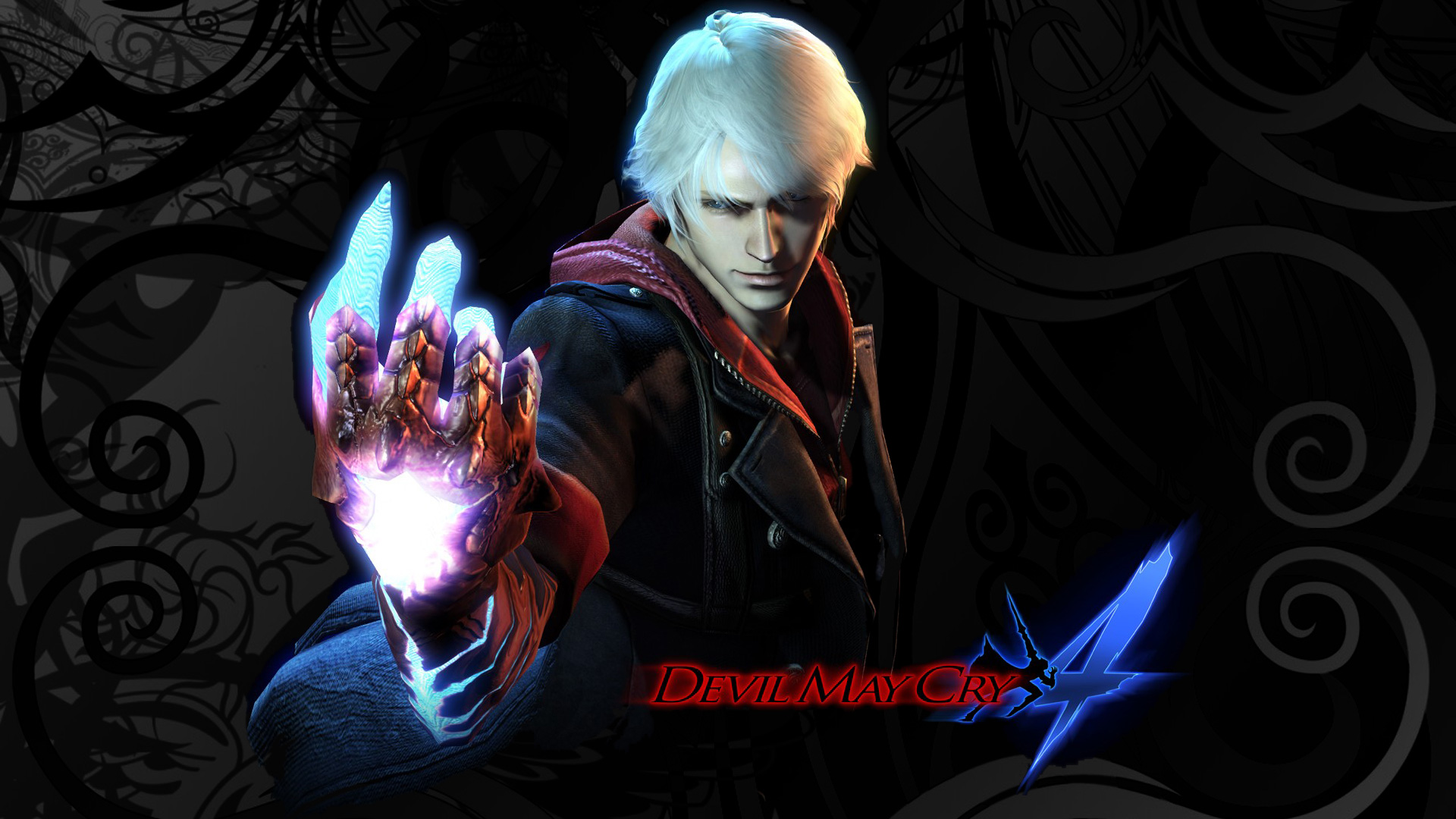 Devil May Cry 4 wallpaper 6