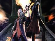 Devil May Cry 4 wallpaper 11