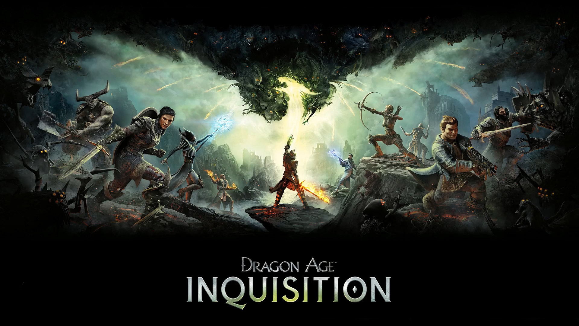 Dragon Age Inquisition wallpaper 5