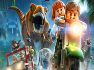 Lego Jurassic World wallpaper 1
