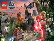 Lego Jurassic World wallpaper 2