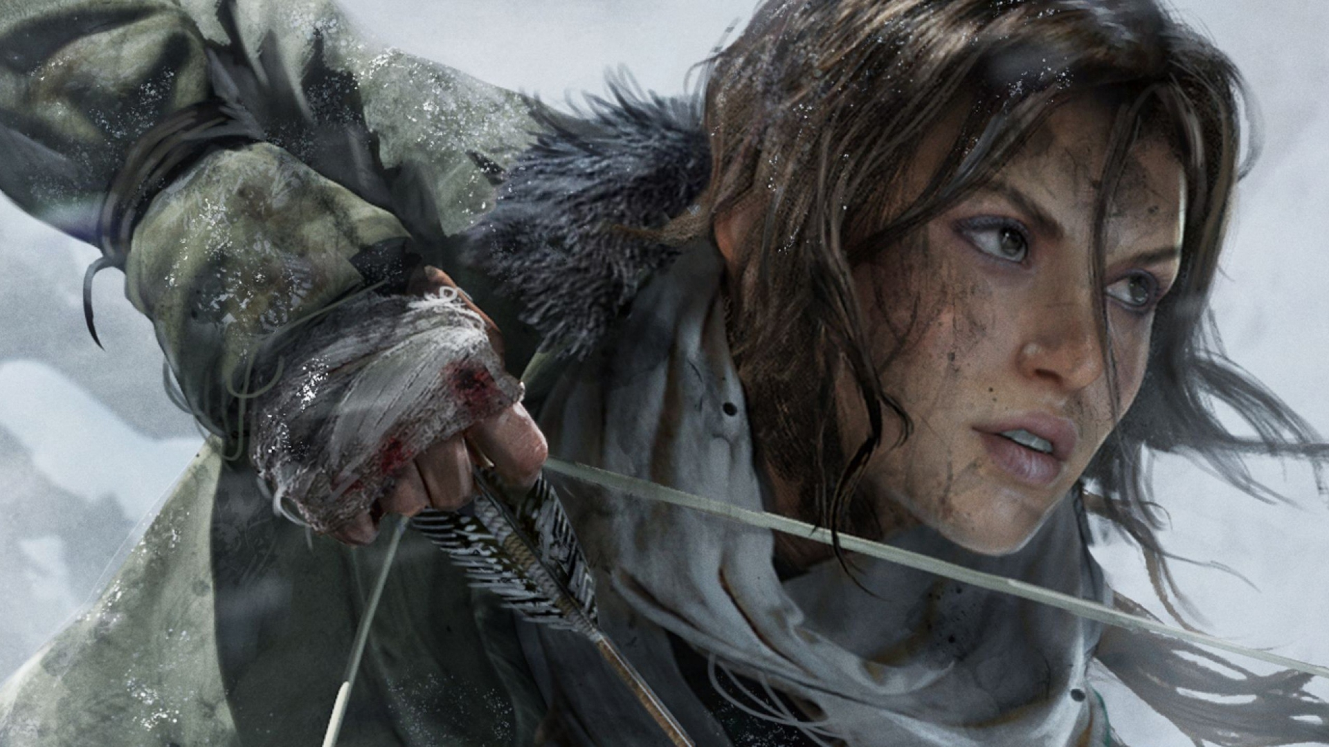 Rise of the Tomb Raider wallpaper 2