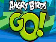 Angry Birds Go wallpaper 3