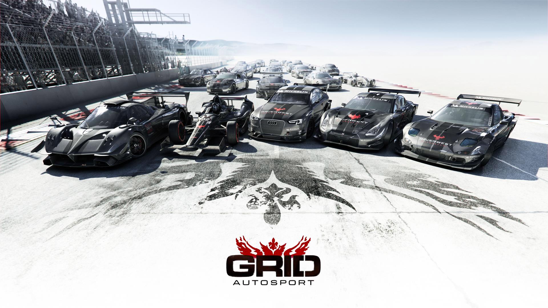 Grid Autosport wallpaper 1