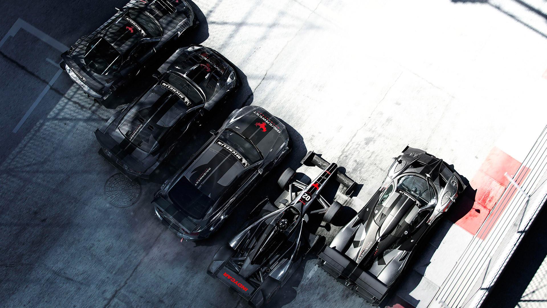 Grid Autosport wallpaper 2