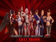 Dead or Alive 5 Last Round wallpaper 14