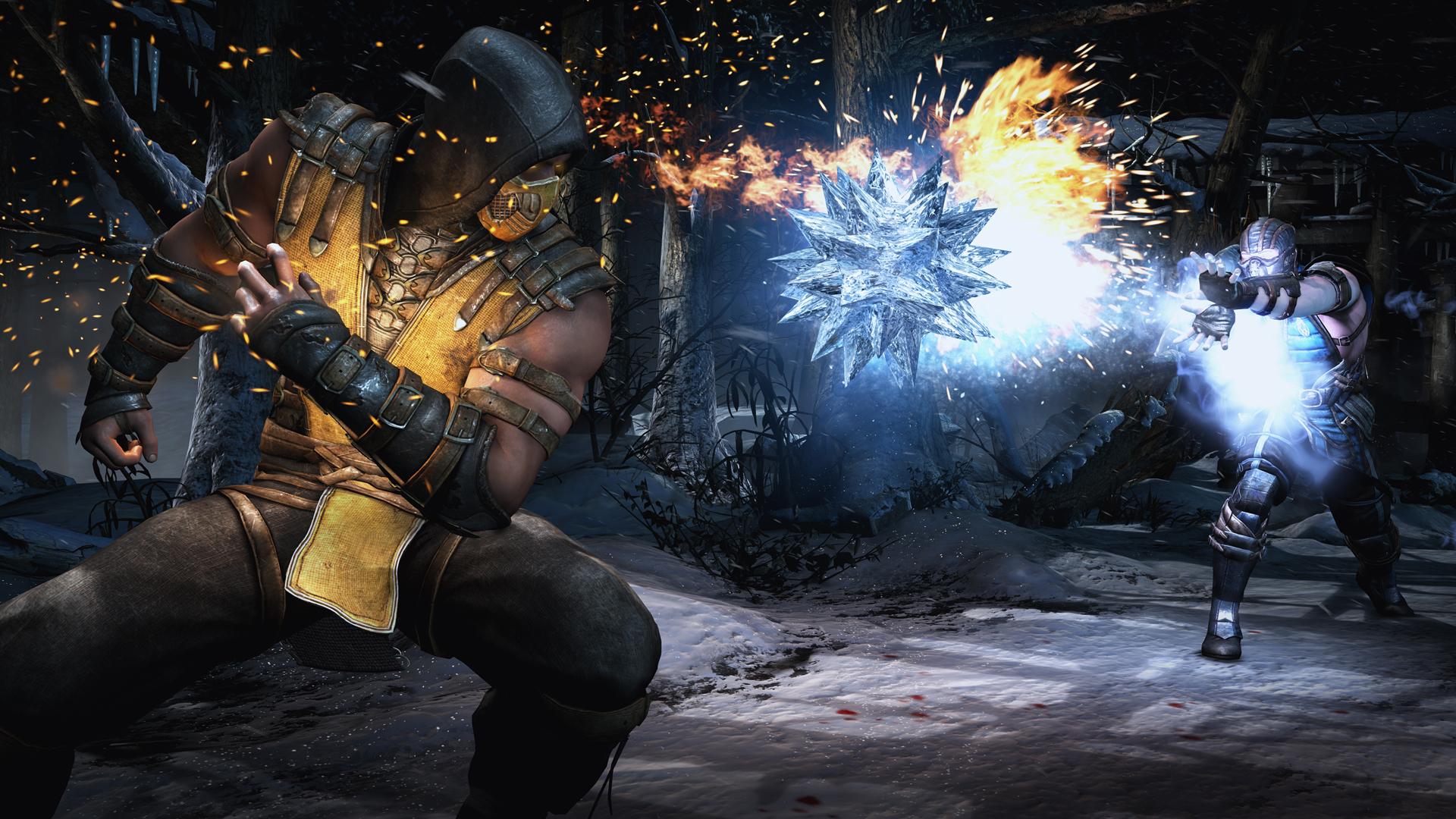 Mortal Kombat X wallpaper 14