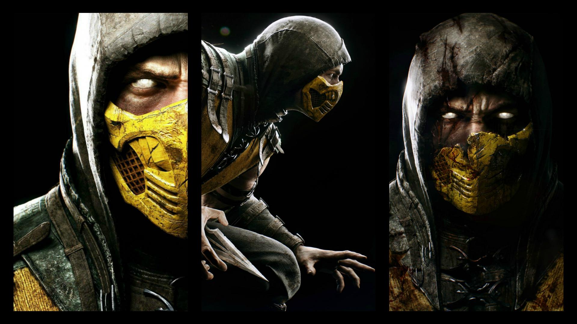Mortal Kombat X wallpaper 17