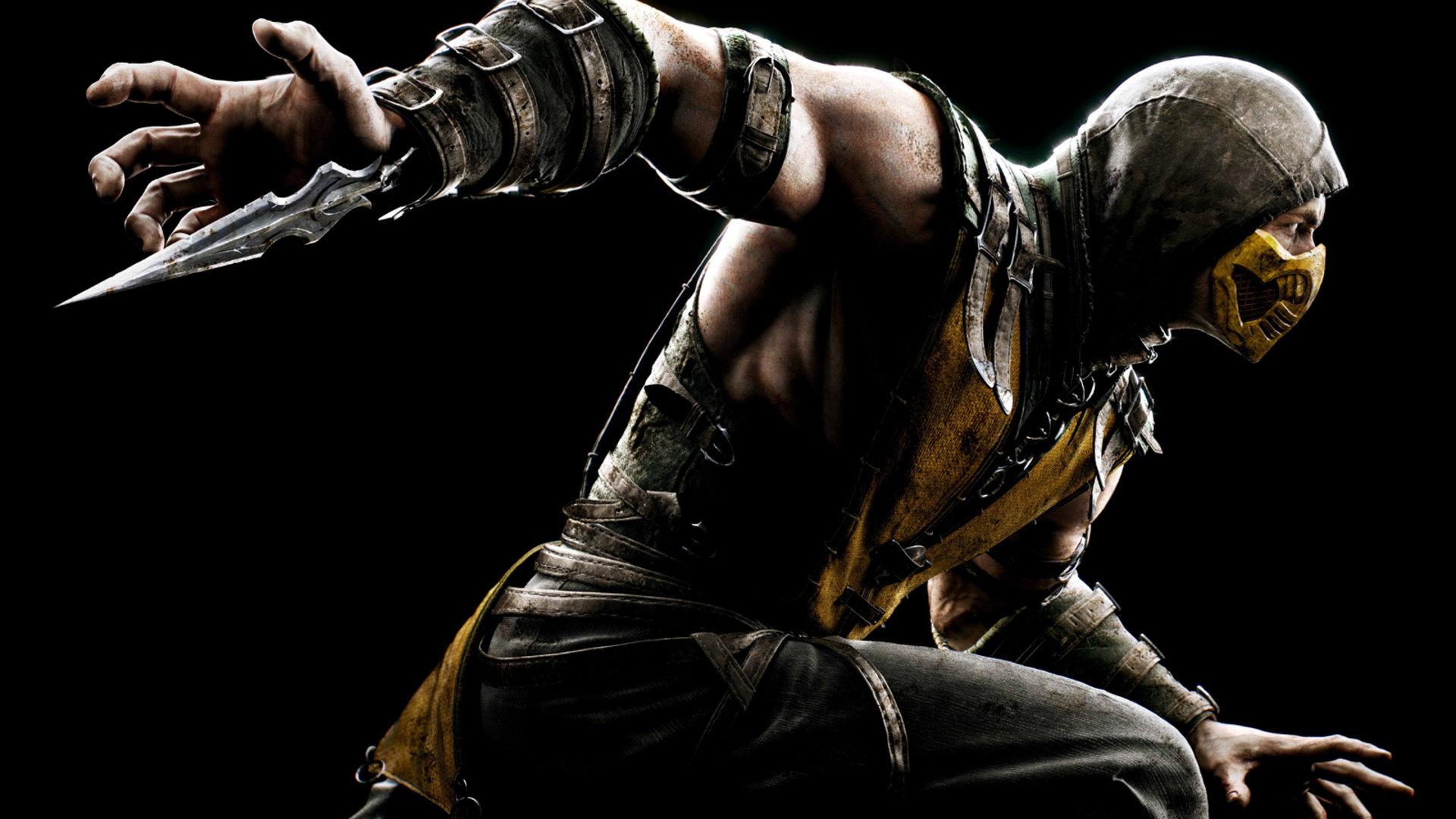 Mortal Kombat X wallpaper 2